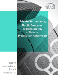 Private Settlements