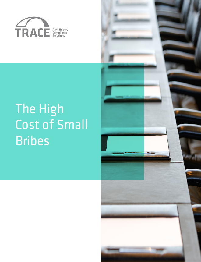 The High Cost of Small Bribes (2015)